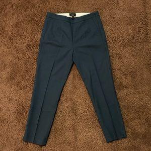 JCrew Martie Teal Pants